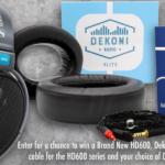 Dekoni Audio x Sennheiser Giveaway