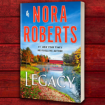 Legacy Advance Reader Copy Sweepstakes