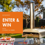 Only Fire Mimiuo Pizza Oven Giveaway