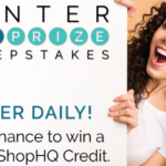 ShopHQ Winter SurPRIZE Sweepstakes