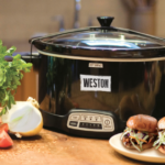 Weston 7 QT Programmable Slow Cooker Giveaway