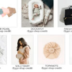 Virtual Baby Shower Giveaway