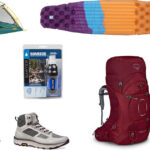 Summits and Sunsets:  Backpacking Giveaway