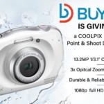 BuyDig Camera Giveaway