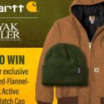 Kayak Angler x Carhartt Giveaway