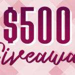 Dr. Jay's $500 Giveaway
