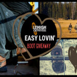 Easy Lovin' Boot Giveaway