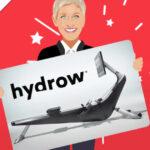 Ellen's Hydrow Rower Giveaway