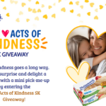 The Entenmann's Mini Acts of Kindness 5K Giveaway