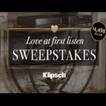 Love at First Listen Sweepstakes