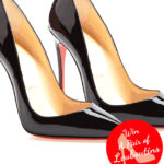 9th Annual Heart over Heels Giveaway