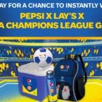 Pepsi x Lay's x UEFA Champions League Sweepstakes & Instant Win Game 2021