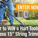 Hart String Trimmer Giveaway