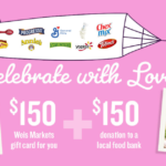 General Mills and Weis Markets Celebrate with Love Giveaway
