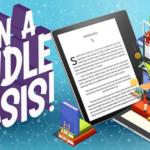 Kindle Oasis Giveaway