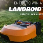 Worx Landroid Giveaway