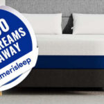 Bob Vila's $2,000 Sweet Dreams Giveaway with Amerisleep