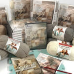 Annie's Crochet Afghan Block-of-the-Month Club Giveaway Box