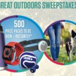 """The Bravetco """"Let's Play"""" Great Outdoors Instant Win"""