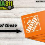 Georgia 811: April 2020 Safe Digging Month Giveaway