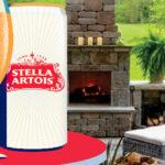 The Stella Artois Home Patio Makeover Sweepstakes
