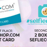 SHOP Spring Sweepstakes