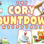 The VTech Cory Countdown Sweepstakes