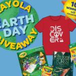 Crayola Earth Day Giveaway