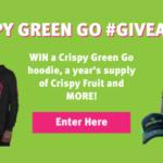 Crispy Green GO Sweepstakes