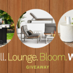 Grill. Lounge. Bloom. Win. Giveaway