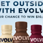 Get Outside With Evolve Sweepstakes