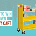 Library Cart Giveaway