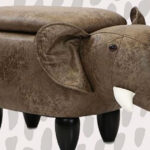 Critter Sitters Elephant Animal Ottoman Giveaway