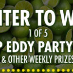 The Deep Eddy Lime Party Kit Sweepstakes