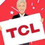 Ellen TCL Android TV Giveaway