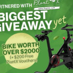 The Big PlantX & Plant Based News Giveaway