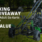 Coleman 96CC Mini Bike in the March Rural King Giveaway!