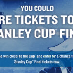 The New Amsterdam Vodka  NHL Stanley Cup Final Sweepstakes