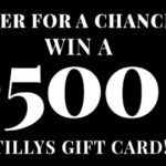 Tilly's Gift Card Sweepstakes
