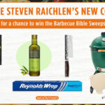 BBQ Bible New Grill And Essential Tools Giveaway