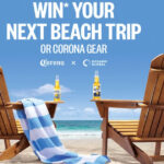 The Corona Summer 2021 Instant Win Game and Sweepstakes