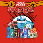 Circle K Rock Paper Prizes Sweepstakes and Instant Win Game