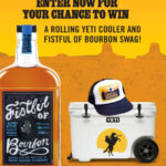 The Fistful of Bourbon BBQ Sweepstakes 2021