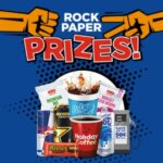 Holiday Station Stores Rock Paper Prizes Sweepstakes and Instant Win Game