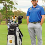Louis Oosthuizen Golf Bag Giveaway