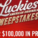 The Lucky Strike Luckies American Originals Sweepstakes and Instant Win Game