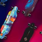 Possway V4 Electric Skateboard Giveaway