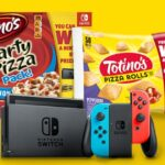 Totino's Nintendo Switch Sweepstakes (AMOE MAIL-IN)