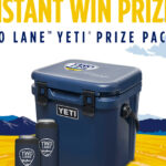 The Two Lane Summer 2021 Sweepstakes and Instant Win Game