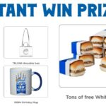 The White Castle Time Machine 100th Birthday Celebration Sweepstakes and IWG